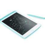 Оригинал Beiens 8.5 дюймов Детская LCD Доска для Рисования Почерк Магнитный Свет Электронная Доска Детская Граффити Доска Для Рисования