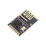 Оригинал NRF24L01 Мини SMD 2,4 ГГц Беспроводной модуль Power Enhanced Version SMD Приемник Приемопередатчик Низковольтный Oltage Regulator Board 5V