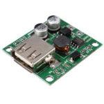 Оригинал 5V 2A Солнечная Панель Power Bank USB Зарядное Напряжение Регулятор Регулятор Модуль 6 В 20 В