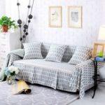 Оригинал Чехол на диван Диван Чехол Хлопок 1-4 Seater Pet Собака Чехлы на стулья для протектора дивана