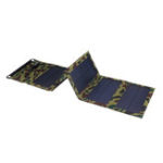 Оригинал 15W портативное складное Солнечная панельное зарядное устройство с USB-портом для Кемпинг походов восхождение зарядки телефона