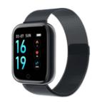 Оригинал BakeeyY80PlusЦветнойэкранпо-миланскиQuickFit Сердце Оценить Romote камера 30Days Standby Smart Watch