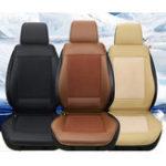 Оригинал Охлаждение 12V Авто Чехол на подушку сиденья C Вентилятор с воздушной вентиляцией / Кондиционер Cooler Pad