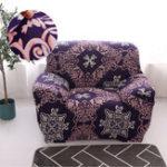 Оригинал 1/2/3/4 Seater Home Soft Эластичный чехол для дивана Easy Stretch Slipcover Protector Чехлы на кресла
