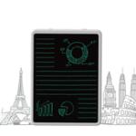Оригинал Enotepad EP0211 LCD Smart Writing Tablet 11 дюймов Электронная доска для рисования для письма Портативный почерк Деловой блокнот