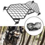 Оригинал Черный мотоцикл Передняя фара противотуманная фара Защитная крышка протектор для Triumph Tiger 800 2010-2017 Explorer 1200 2012-2017