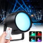 Оригинал 60W 169 RGBW LED Stage Light Bar Party Show Лазер Проектор Лампа с контроллером Дистанционный