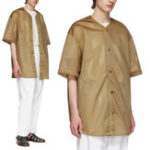Оригинал Mens Summer Mesh Дизайн V Шея Soft Повседневные свободные рубашки