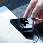 Оригинал Baseus Mini Card Дизайн 15 Вт Qi Беспроводное зарядное устройство Быстрая беспроводная зарядка Pad для iPhone X XR XS Samsung S10 Xiaomi mi 9 Huawei
