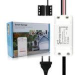 Оригинал Смарт-переключатель MoesHouse Wi-Fi Контроллер открывания гаражных ворот Smart Life / Tuya APP Дистанционный Совместимо с Alexa Echo Google Home No Hub Require