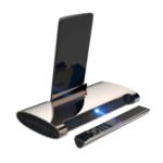 Оригинал JMGOM6ПортативныйDLPПроекторAndroid 7,0 1 ГБ DDR3 8 ГБ Поддержка 4k 1080P WIFI BT LED ТВ MINI Проектор-Globe Version