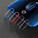 Оригинал Bakeey™Металлическоекольцопротивцарапин + закаленное стекло Телефон камера Объектив Протектор для Xiaomi Redmi K20/Redmi K20 PRO