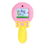 Оригинал 2MP 1080P HD 2.0 дюймов Экран перезаряжаемый Волшебный Палка Фея Мини Дети Дети камера