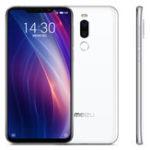 Оригинал MeizuX86,2дюйма12MPDual камера 4 ГБ RAM 64GB ПЗУ Snapdragon 710 Octa core 4G Смартфон