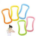 Оригинал SGODDE Yoga Кольцо-растяжка Circle Fascia ABS На открытом воздухе Внутреннее кольцо для фитнеса Pilates Волшебный Circle
