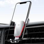 Оригинал Cafele Metal Gravity Одноручное управление Air Vent Авто Крепление Авто Держатель телефона Вращение на 360 градусов Для 4.0-6.5 дюймов Смартфон