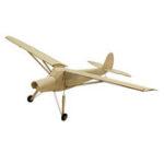 Оригинал Танцующие крылья Хобби R02 Fi156 777мм Размах крыльев Бальза Вуд Лазер Cut RC Самолет KIT / PNP