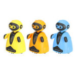Оригинал Мини-индуктивный робот Follow Волшебный Ручка Drawn Line Electric Дети Детские игрушки Подарки