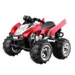 Оригинал NEWQIDA757-90261/122.4G4DRc мотоцикл Моделирование вращения на 360 градусов Авто Модель RTR