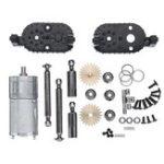 Оригинал WPL C34 Gear Коробка Для 1/16 4WD 2.4G Buggy Crawler Off Road 2CH Модели автомобилей RC Авто Запчасти