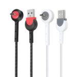 Оригинал Bakeey 2.1A Micro USB Быстрая зарядка Кабель для Передачи Данных Телефон Держатель Для Xiaomi HUAWEI Oneaplus Android Телефон