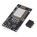 Оригинал ESP-12E ESP8266 Беспроводной контроллер последовательного модуля WIFI с платой адаптера