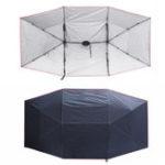 Оригинал Очень большой UV Оксфорд Ткань для Авто Солнце Укрытие Зонтик Палатка Крыша 4,5 * 2,3 М