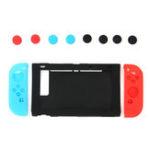 Оригинал 11-в-1 Силиконовый Чехол Крышка джойстика для игровой приставки Nintendo Switch Joy-Con