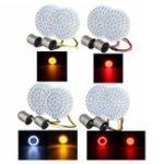 Оригинал 2 шт. мотоцикл LED Фонарь сигнала торможения Фонарь поворота Лампа Лампы 1156/1157 Для Harley