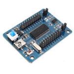 Оригинал EZ-USB FX2LP CY7C68013A Плата основного модуля USB логического анализатора