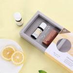 Оригинал Xiaomi Натуральный австралийский лимонный очиститель Essential Масло A