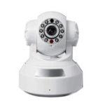 Оригинал 720P Беспроводной Wifi Baby Pet Монитор Панорамная сигнализация ночного видения IP CCTV камера