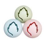 Оригинал Автоматическая Красная / Синяя LED Лазер Привлекательные шариковые игрушки для домашних животных Rolling Light Интерактивное упражнение Инструм
