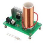 Оригинал Собранный модуль Tesla Coil Mini Plasma 15W 2A DC 15-24V