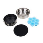 Оригинал Принадлежности для Instant Pot 4 Pack Силиконовый Уплотнительные кольца для Instant Pot 5.2-6.8QT