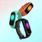 Оригинал ОригиналXiaomiHeyPlus1SAMOLED Цветной экран NFC Браслет Mijia Связь Сердце Оценить Монитор Смарт-часы