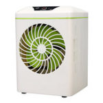 Оригинал 5W Portable Mini Air Conditioner Cooler Desktop Table USB Fan 2 Modes Wind Speed Cooling Humidifier System