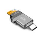 Оригинал Kawau Type-C USB-C USB 3.1 высокоскоростное устройство чтения карт памяти для Type-C смартфонов планшетных ноутбуков Macbook