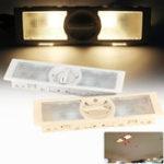 Оригинал Интерьер Авто Dome Лампы для чтения Задняя крыша Лампа 6Q0 947 291 A Для VW GOLF POLO SKODA SEAT