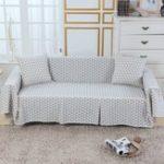 Оригинал Чехол на диван Диван Чехол Хлопок 1-4 Seater Pet Собака Чехлы на стулья Протектор для Гостиной
