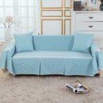 Оригинал Чехол на диван Диван Чехол Хлопок 1-4 Seater Pet Собака Чехлы на диван Защитник стула