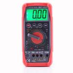 Оригинал MST-2800BАвтомобильныйМетрТестерЦифровойМультиметр Тахометр Cap Temp Датчик Вт LCD Подсветка Профессиональный Тестер