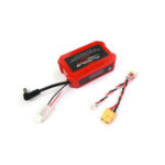 Оригинал FuriousFPV Smart Power Чехол V2 8 В постоянного тока с OLED Дисплей для очков FPV
