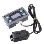 Оригинал XY-WTH1DC6-30ВЦифровойДисплей Контроллер Инкубатора Постоянной Температуры И Влажности Двойной Выход Термостат Для AC 220 В
