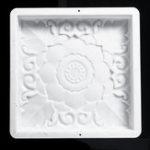 Оригинал 40×40 СМ Главная DIY Сад Path Maker Дорога Мощение Цемент Камень Плесень Плесень Кирпичные Украшения