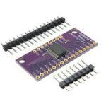 Оригинал CD74HC4067 АЦП КМОП 16-канальный Аналоговый Цифровой Модуль Мультиплексора Плата Для Arduino