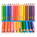 Оригинал Marco 1650 Color Pencil Отправить строгальный станок для рисования 24 цвета