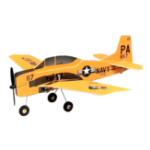 Оригинал Троян MinimumRC T-28 360 мм Размах крыльев 3-канальный тренажер Самолет с неподвижным крылом KIT / PNP