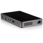 Оригинал M2HПроекторDLPПроекторAndroid4.4 1G + 8G BT4.0 80 Коэффициент контрастности ANSI LMS 1000: 1 854X480(WVGA) Домашний кинотеатр Проектор
