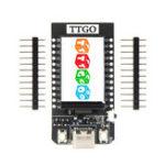 Оригинал LILYGO®TTGOT-дисплейESP32CP2104Модуль блютуз для WiFi 1.14 дюймов LCD Совет по развитию для Arduino